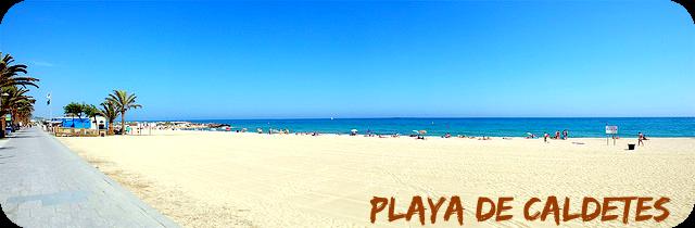 caldetes-beach
