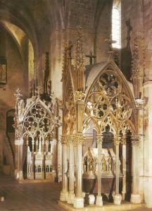 mausoleos santes creus